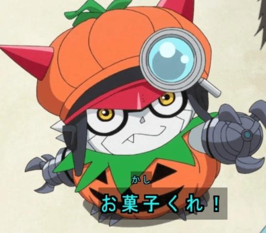Digimon Appli Monsters on Crunchyroll