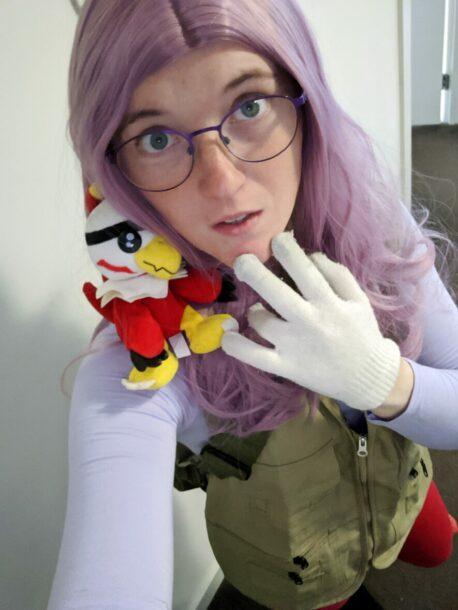 Miyako from Digimon Adventure 02 Cosplay