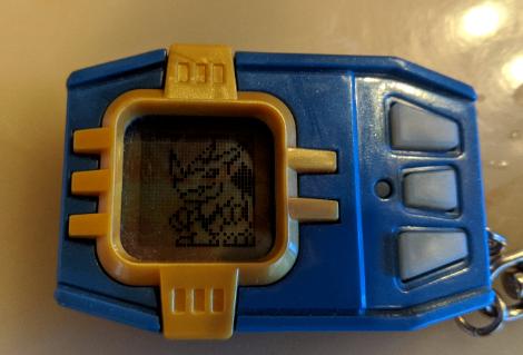 digimon Virtual Pet Spotlight: Digimon Pendulum Progress digimon