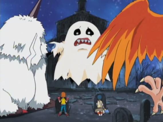 Rewatch of Digimon Adventure Episode 11