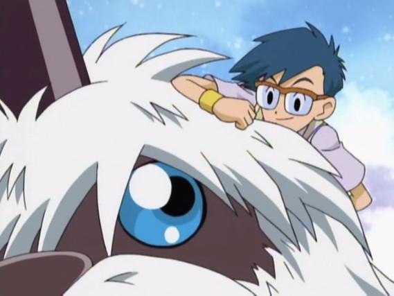 Rewatch of Digimon Adventure Episode 7