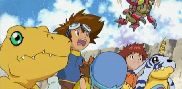 rewatch of digimon adventure episode 4