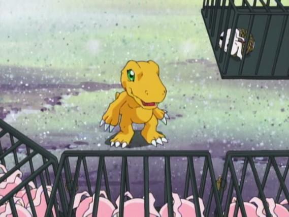 Rewatch of Digimon Adventure Episode 15