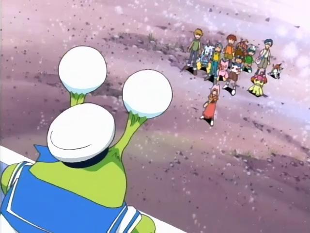 Rewatch of Digimon Adventure Episode 17