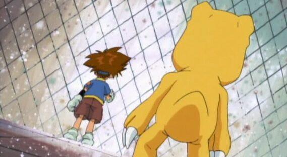 Rewatch of Digimon Adventure Episode 21