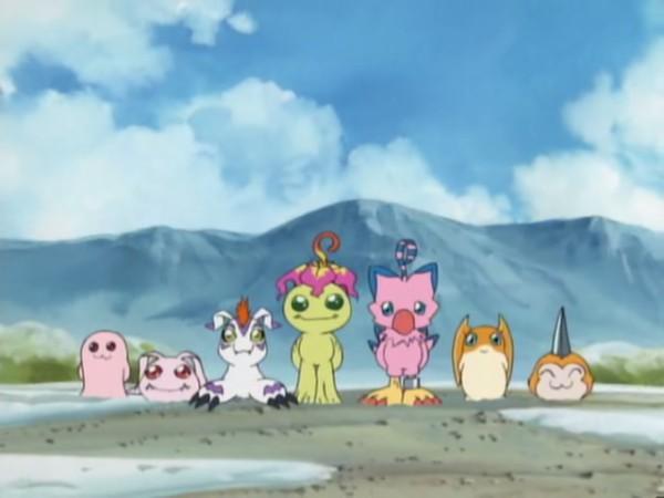 Rewatch of Digimon Adventure Episode 28