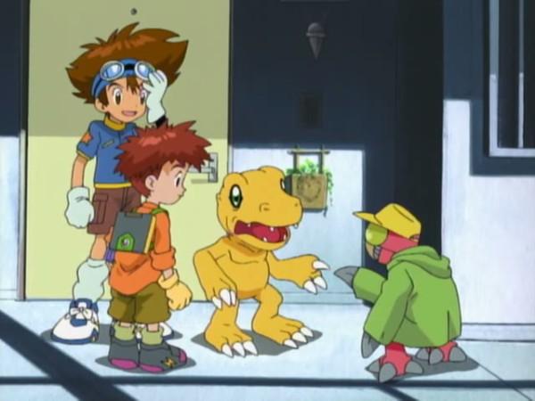 Rewatch of Digimon Adventure Episode 32