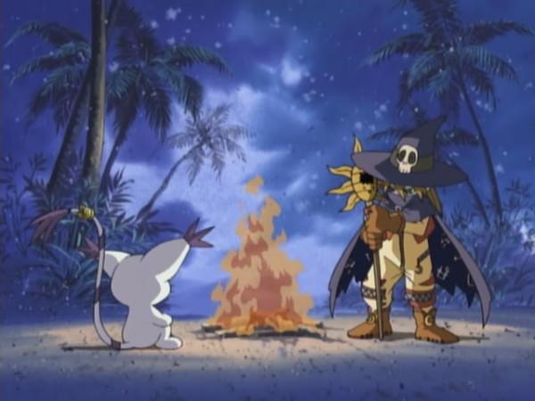 Rewatch of Digimon Adventure Episode 34