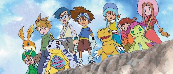 Favourite Chosen Friendship in Digimon