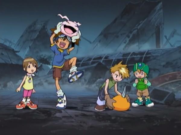 Rewatch of Digimon Adventure Episode 39