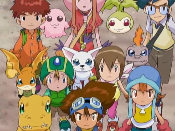 Rewatch of Digimon Adventure Episode 40
