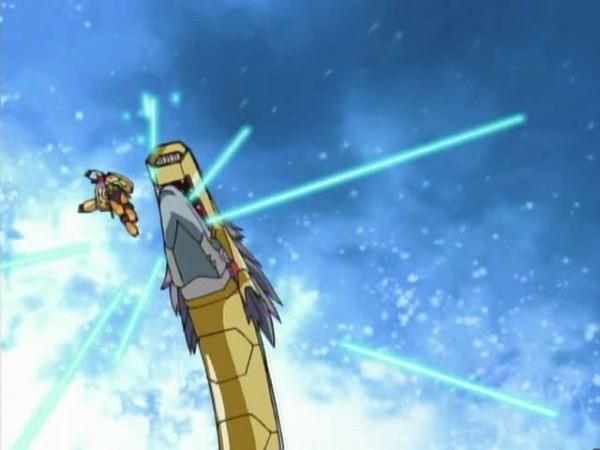 Rewatch of Digimon Adventure Episode 42