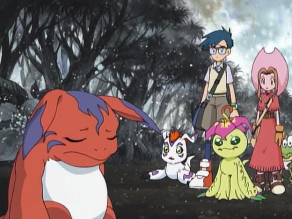 Rewatch of Digimon Adventure Episode 50