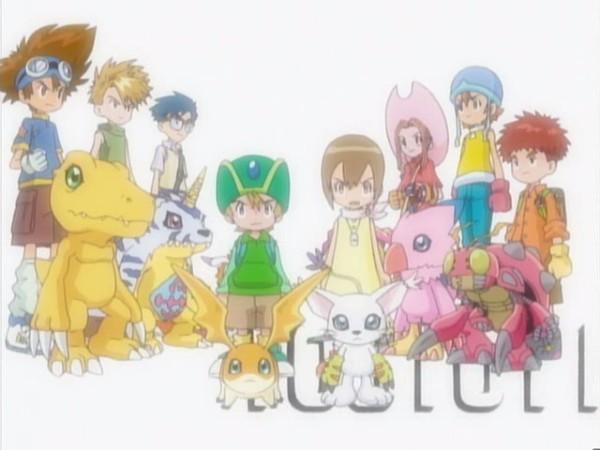 Rewatch of Digimon Adventure Episode 53