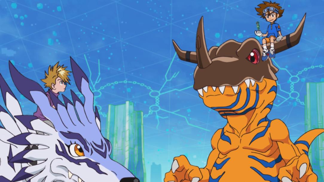 Digimon Adventure 2020 Episode 2