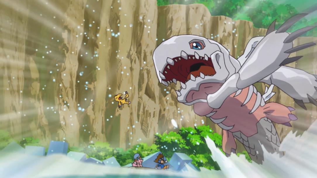 Digimon Adventure 2020 Episode 4