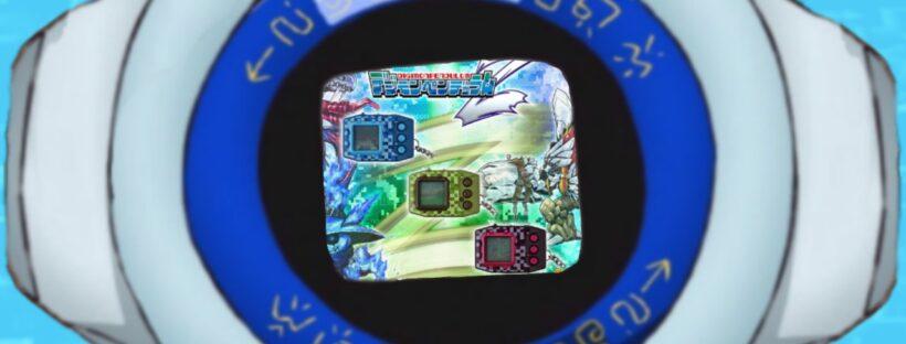 New Digimon Pedulum Z Hype! - TamaPodtchi (A Virtual Pet Podcast)