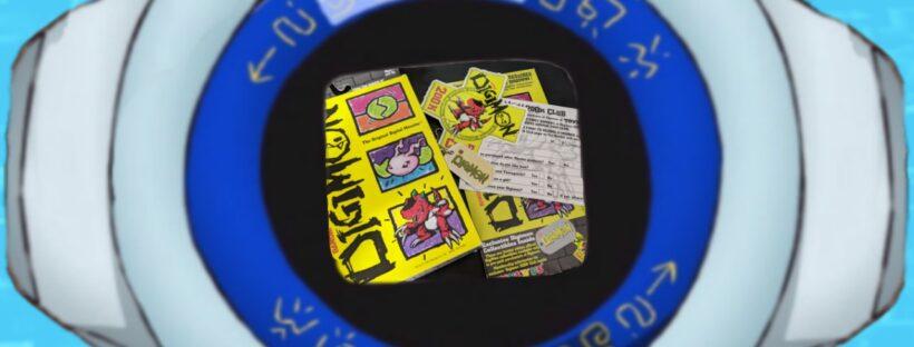 Digimon 200K Club - Old Digimon Pre-order bonus from Bandai?