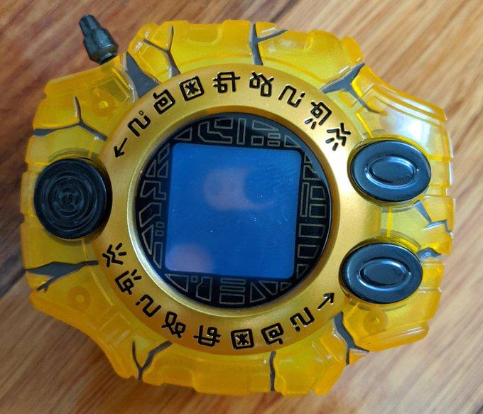 Digimon CSA Digivice Shells Last Evolution Kizuna