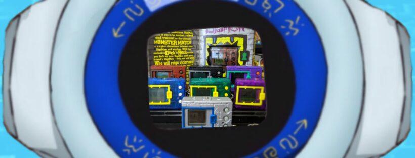 Digimon Digital Monster Review - Virtual Pet Review