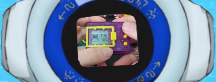 Hatching some Digimon Virtual Pets! - Digi Diary #1