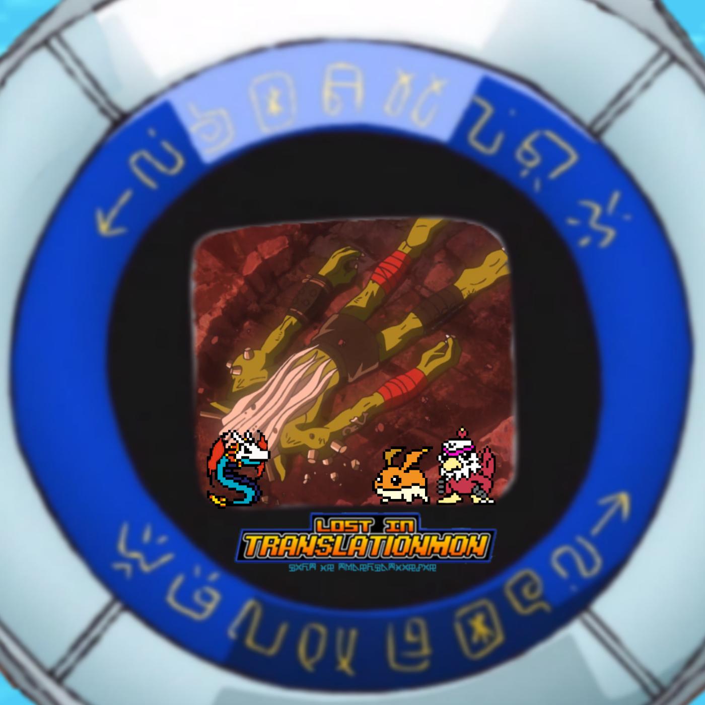 Digimon Adventure 2020 Episode 9 Podcast Discussion