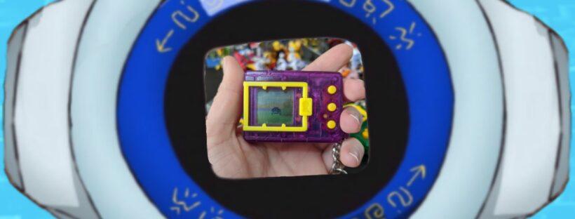 Tekkamon on the Digimon Version 6, finally! - Digi Diary #16