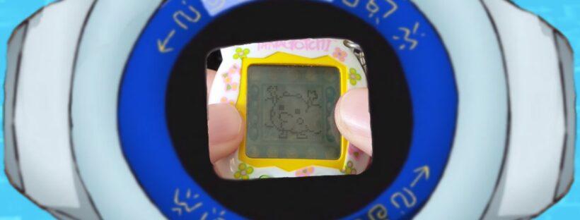 Unknown Tamagotchi and Jogressed Digimon - Digi Diary #12