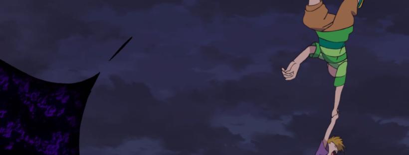 "Digimon Adventure 2020 Episode 20 ""The Seventh One Awakens!"""