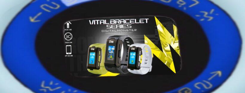 Digimon Fitbit?!? Digital Monster Vitual Bracelet Announced!