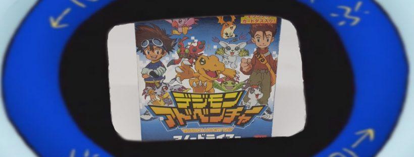 Digimon Adventure Anode Tamer Unboxing