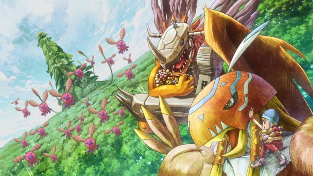 "Digimon Adventure 2020 Episode 40 ""Strike! The Killer Shot"""