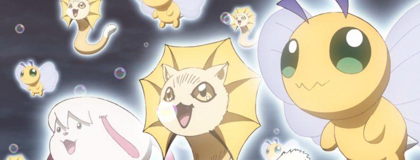 "Digimon Adventure 2020 Episode 41 ""Mon-Mon Park in the Fog"""