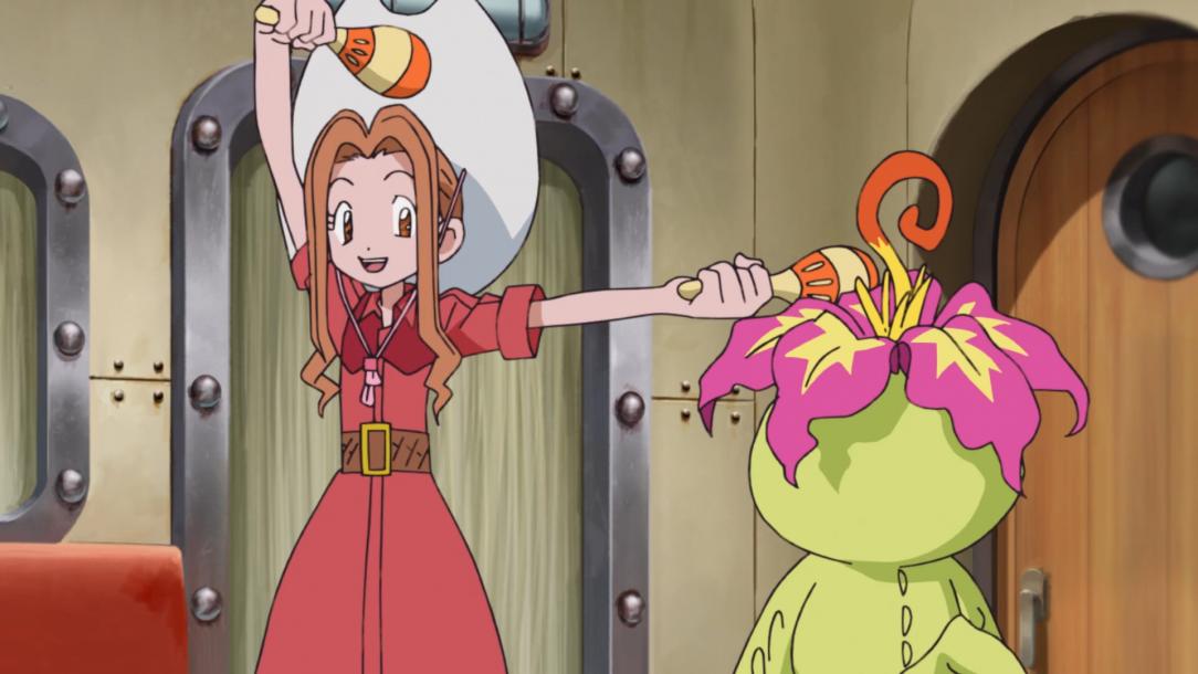"Digimon Adventure 2020 Episode 43 ""Clash, the King of Digimon"""