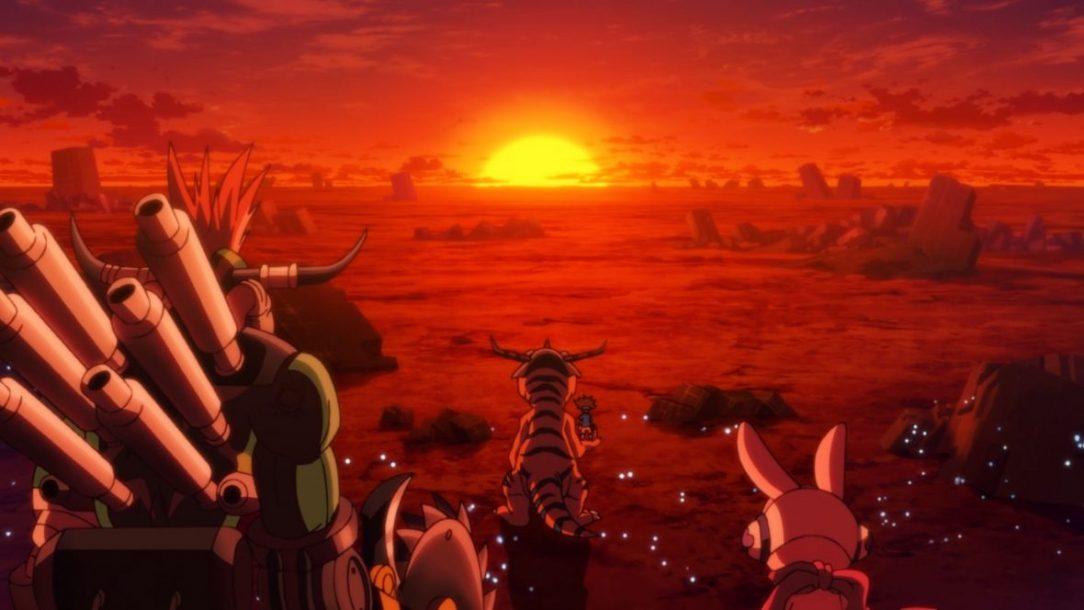 "Digimon Adventure 2020 Episode 54 ""The Vagrant War Demon, Rebellimon"""