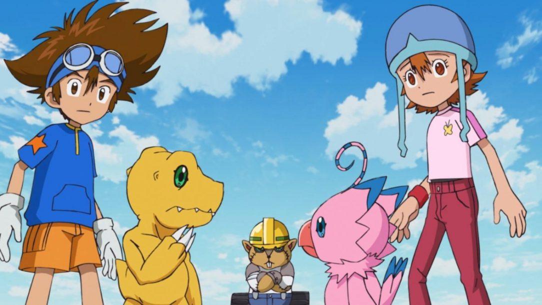 "Digimon Adventure 2020 Episode 52 ""Dance of the Heavens, Hououmon"""
