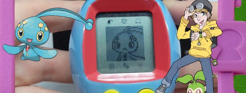 Manaphy No Tamago (Pokemon Ranger Virtual Pet) – Digi Diary #87