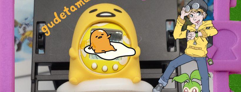 GudeTama Tamagotchi Review and Gameplay - Virtual Pet Review