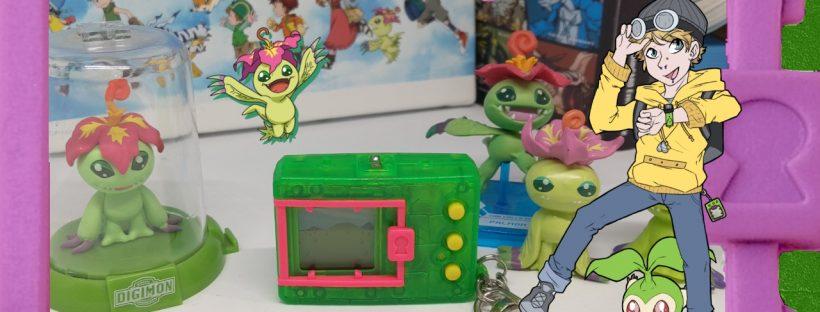 My Custom Palmon Digimon Ver20th! - Digi Diary #83