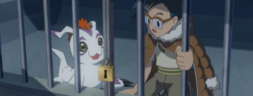 "Digimon Adventure 2020 Episode 60 ""Vikemon Ventures the Glaciers"""