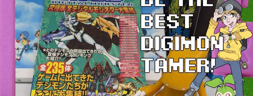 Official Ultimate Digital Monster Guide Book - Digi Diary #89