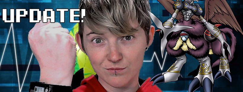 VB Lab English Update and Gulfmon Raid! - Digimon Vital Bracelet Vlog #23