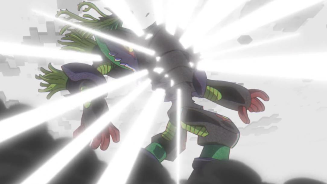 "Digimon Adventure 2020 Episode 65 ""The Great Catastrophe, Negamon"""