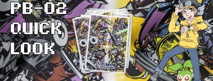 Digimon Card Game PB-02 (Tamer's Set) Unboxing