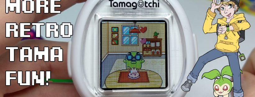 More Tamagotchi Smart Gameplay and Pirate Digimon - Digi Diary #95